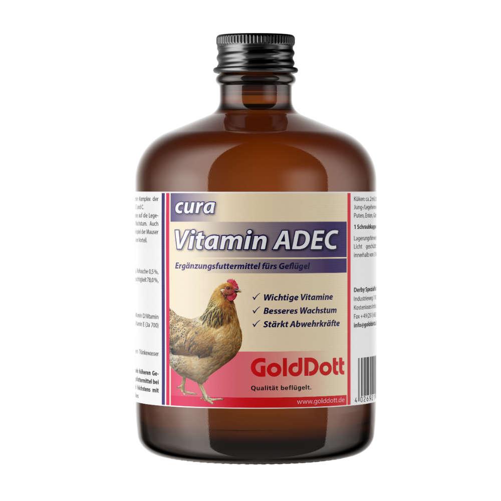 GoldDott cura Vitamin ADEC