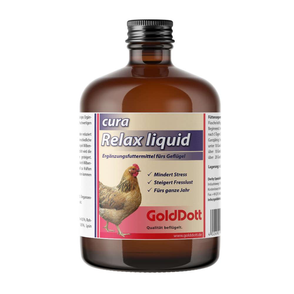 GoldDott cura Relax liquid