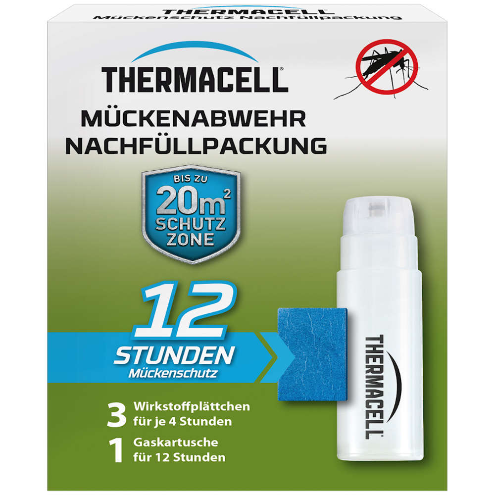 Thermacell Mueckenabwehr Nachfuelpackung