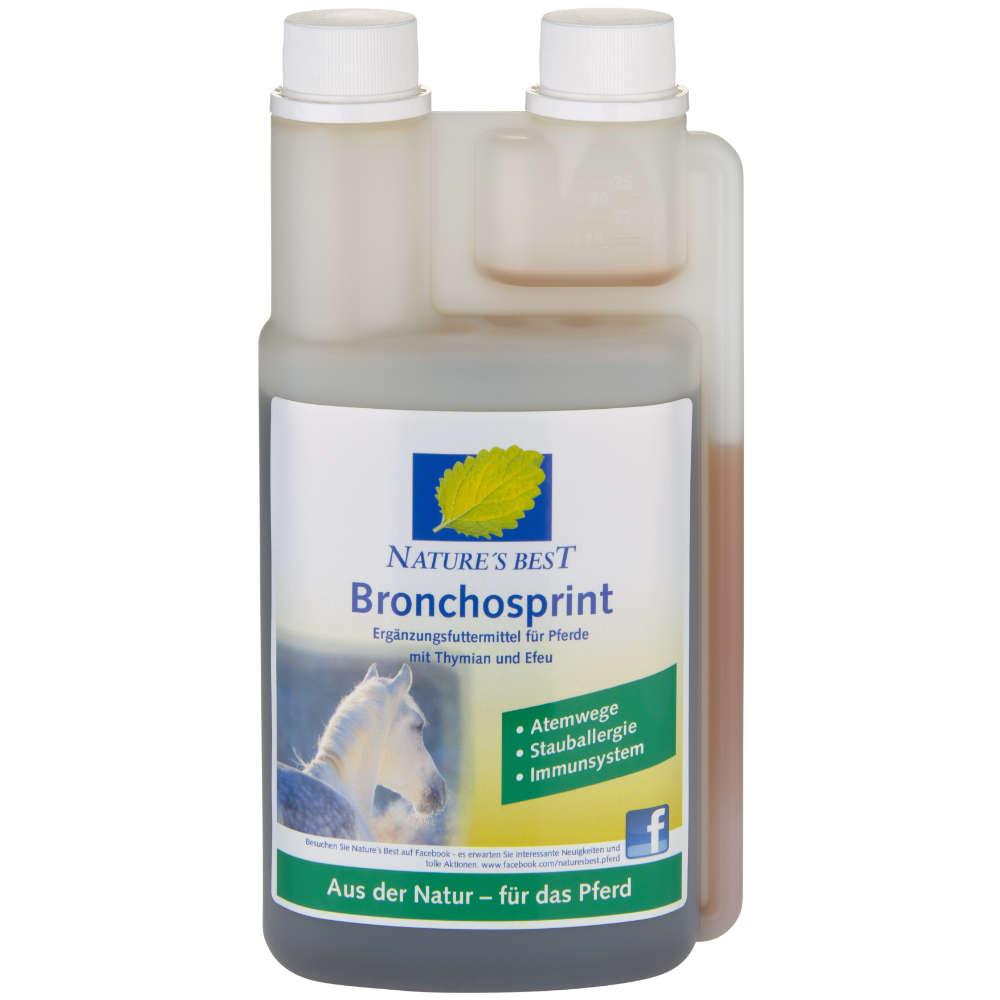 NATURES BEST Bronchosprint - Ergaenzugsfuttermittel