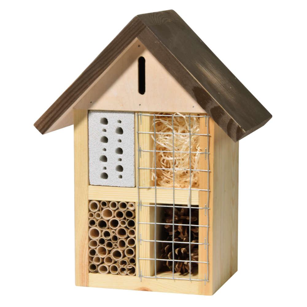 dobar Insektenhotel mit 5 Quartieren