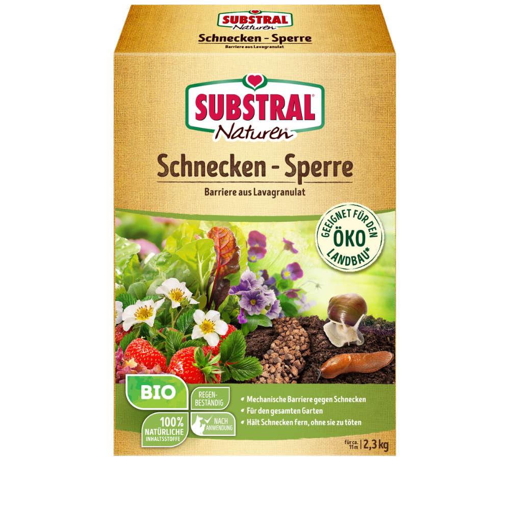 Bio Schnecken-Sperre