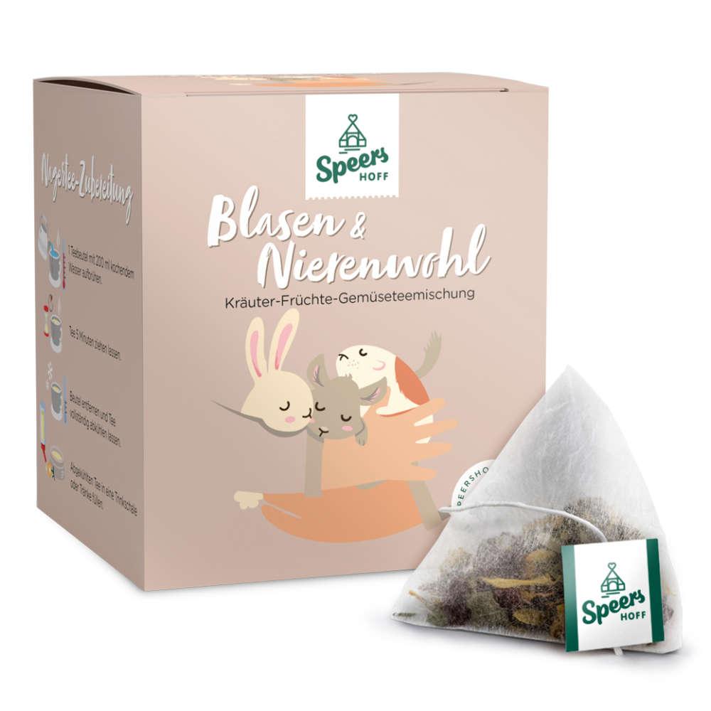 Speers Hoff Nagertee Blasen+Nierenwohl 1,5 g