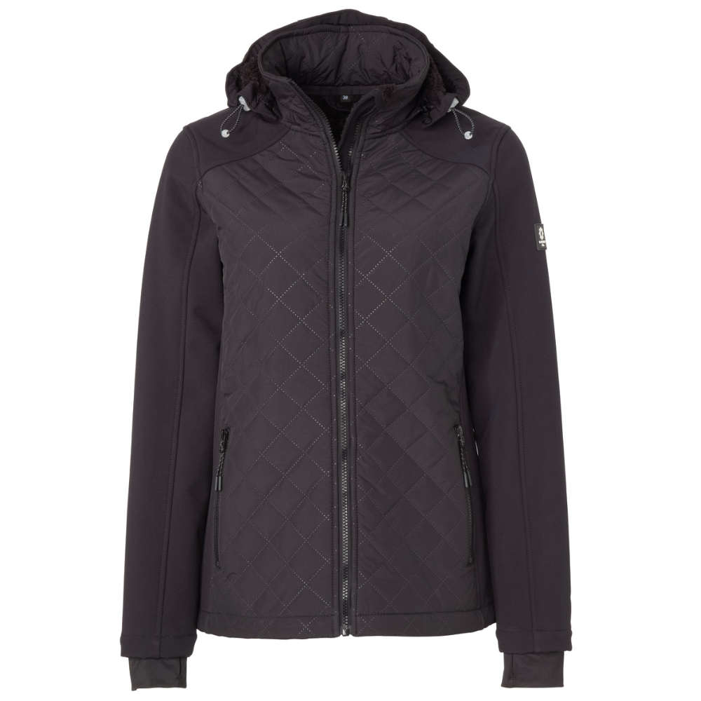 C.Centimo Nature Damen Softshelljacke gesteppt