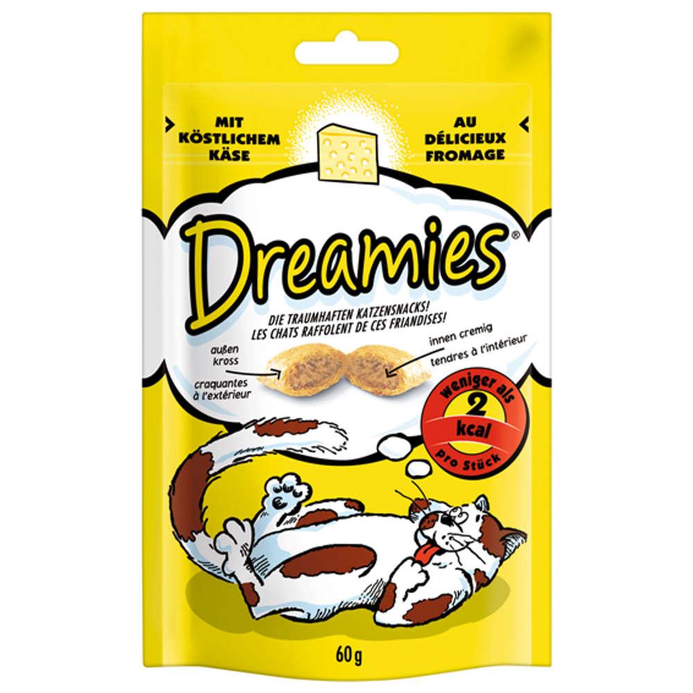Grafik für DREAMIES mit Käse in raiffeisenmarkt.de