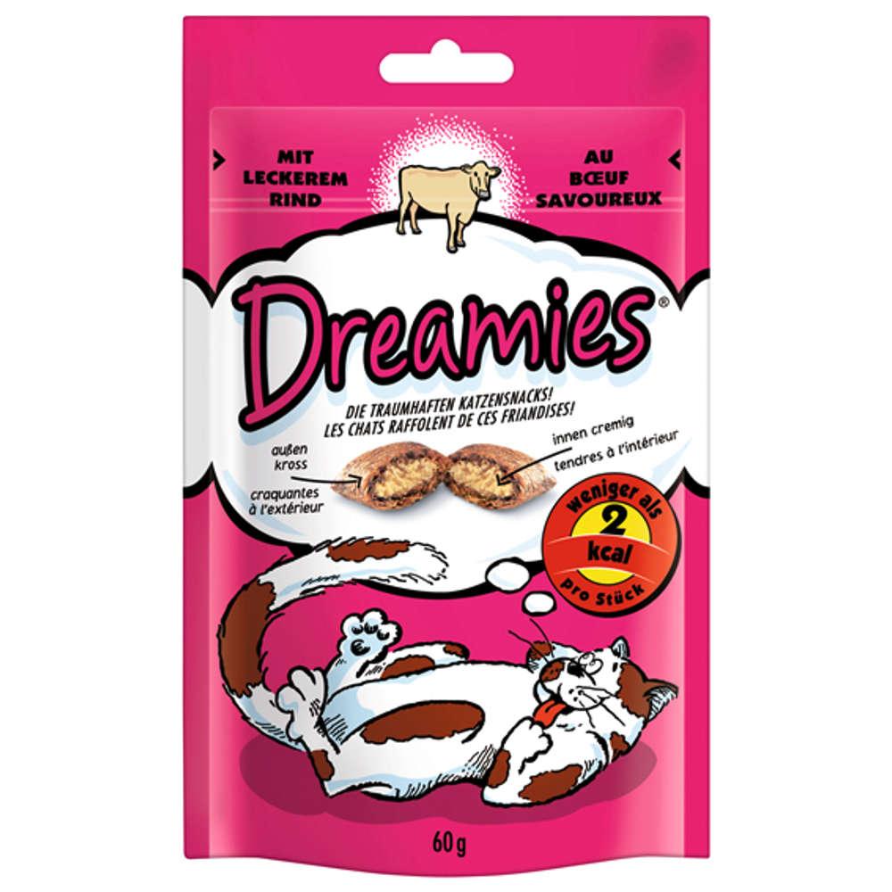 Grafik für DREAMIES mit Rind in raiffeisenmarkt.de
