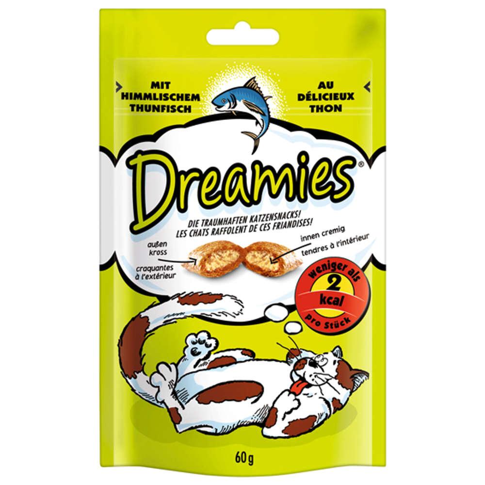 Grafik für DREAMIES mit Thunfisch in raiffeisenmarkt.de
