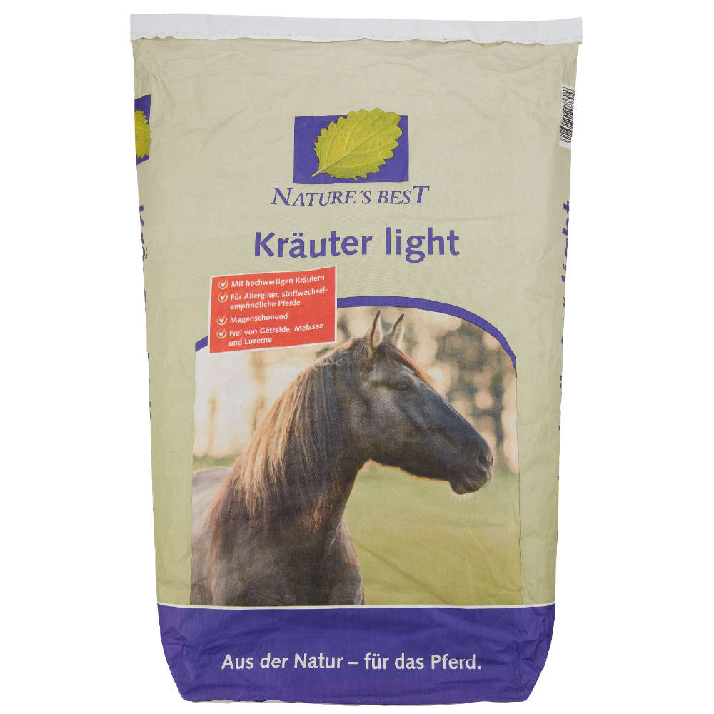 Natures´s Best Kräuter light