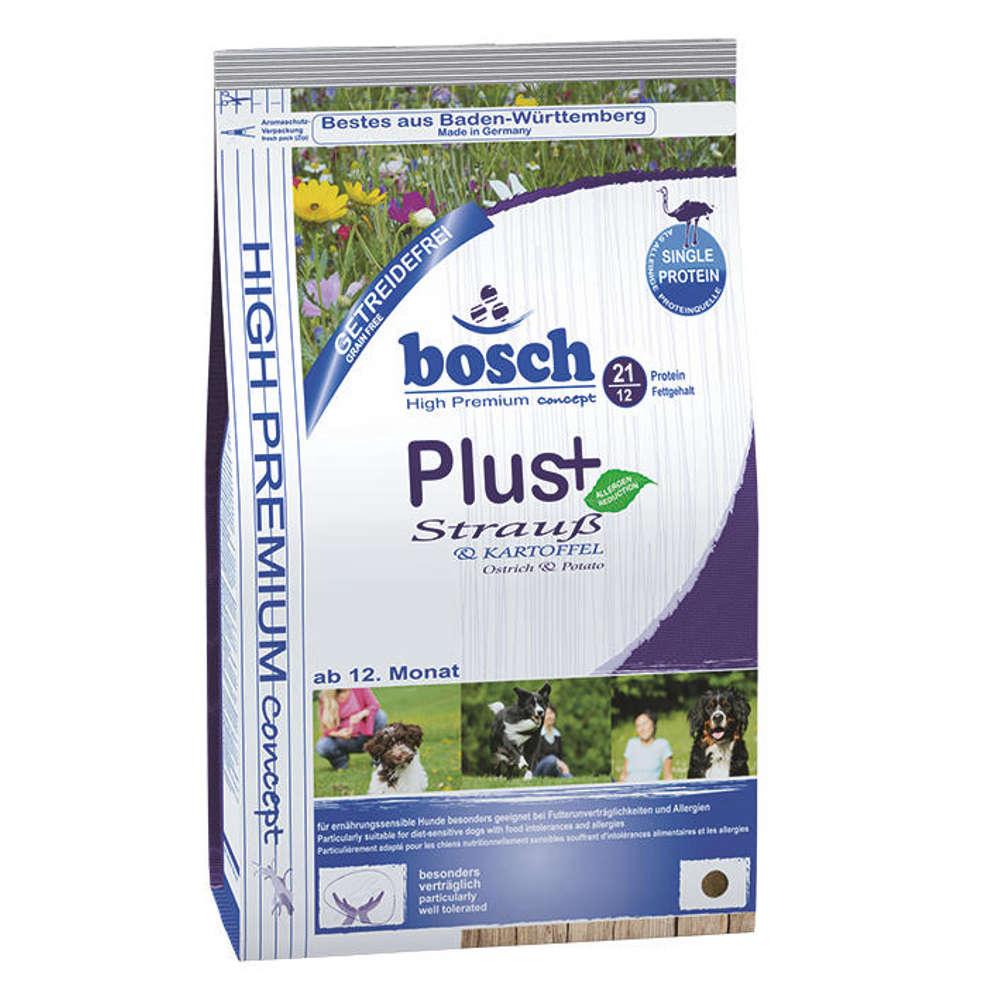 bosch HPC Plus Strauss+Kartoffel - Hunde-Trockenfutter