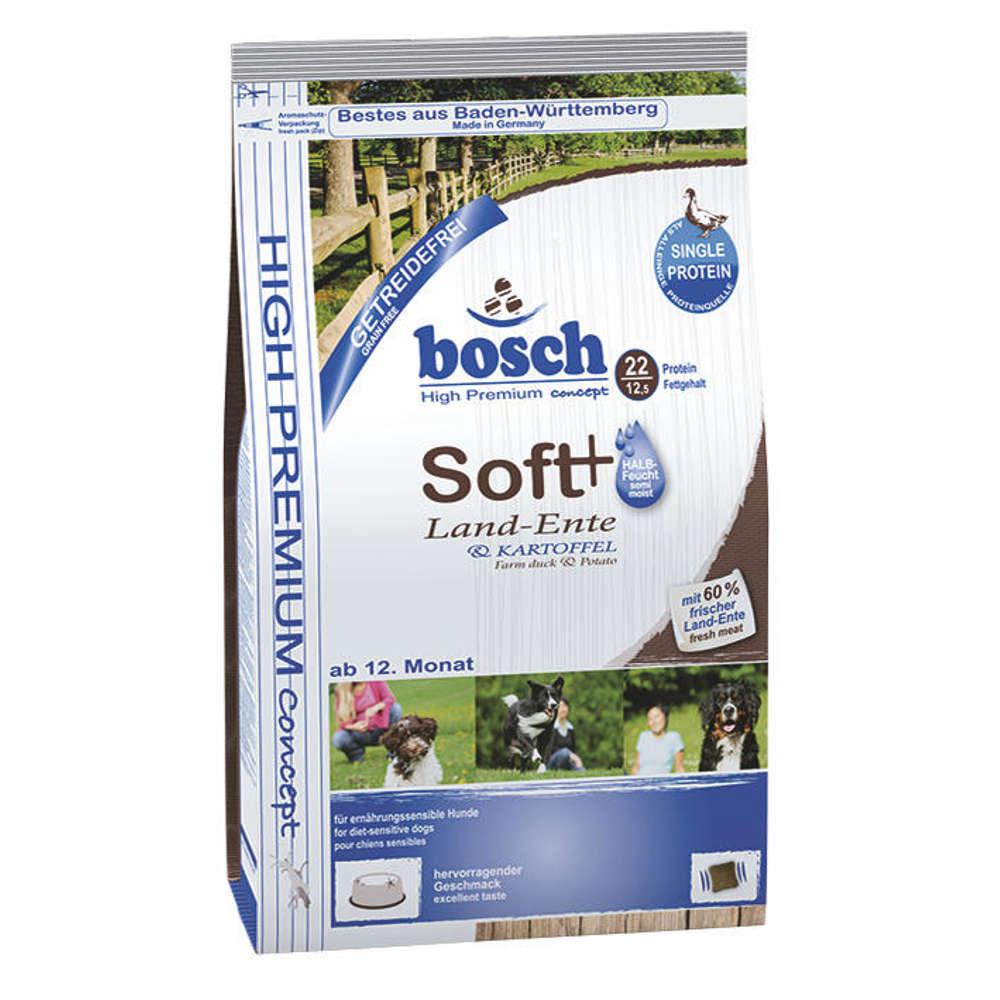 bosch HPC Soft Land-Ente+Kartoffel - Hunde-Trockenfutter