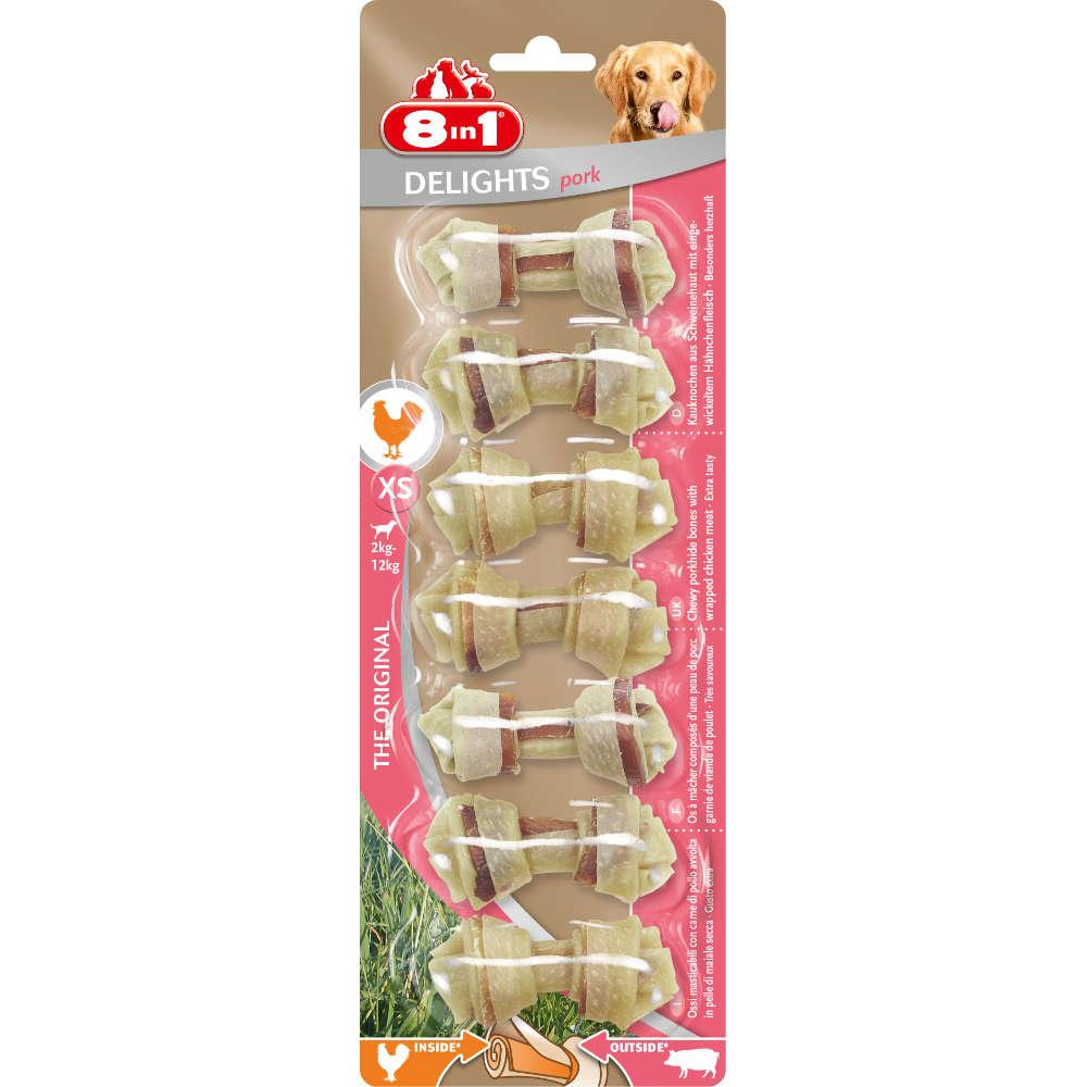 Grafik für 8in1 Delights Pork in raiffeisenmarkt.de