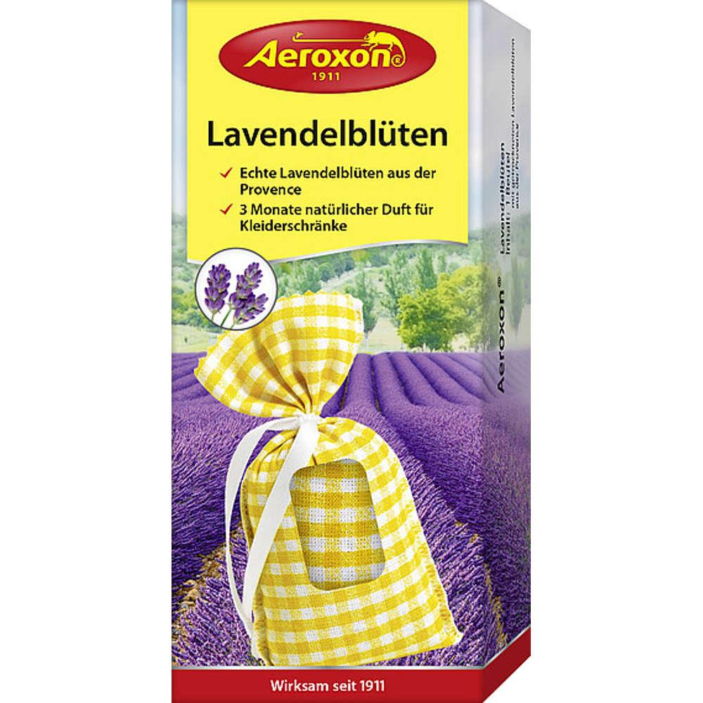 Lavendelblueten-Beutel