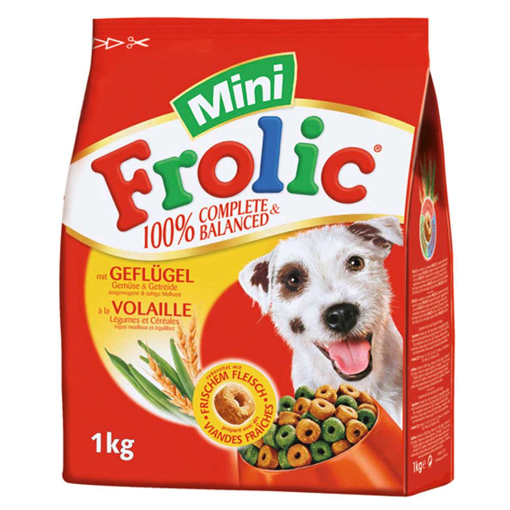 Hunde-Trockenfutter