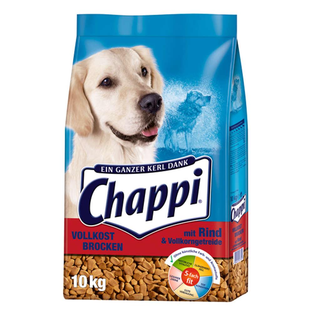 Grafik für CHAPPI Vollkost Brocken mit Rind und Vollkorngetreide 10 kg in raiffeisenmarkt.de