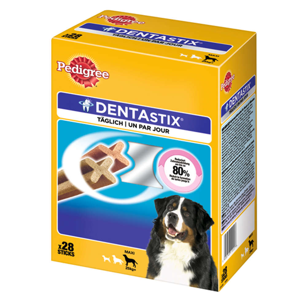pedigree dentastix multipack f r gro e hunde. Black Bedroom Furniture Sets. Home Design Ideas