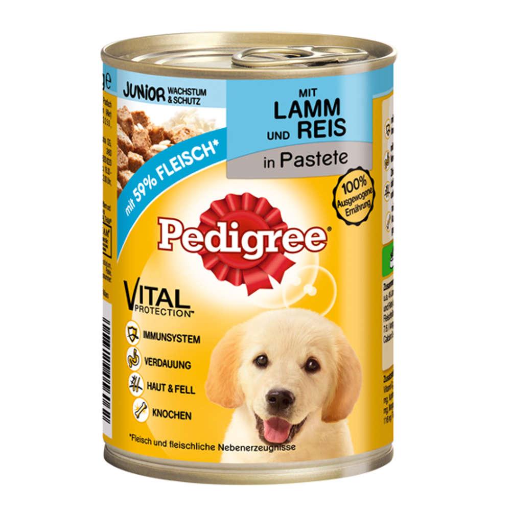 Grafik für PEDIGREE Junior Lamm & Reis 400 g in raiffeisenmarkt.de