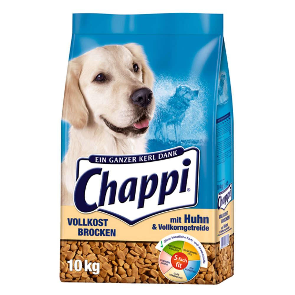 Grafik für CHAPPI Vollkost Brocken mit Huhn und Vollkorngetreide 10 kg in raiffeisenmarkt.de