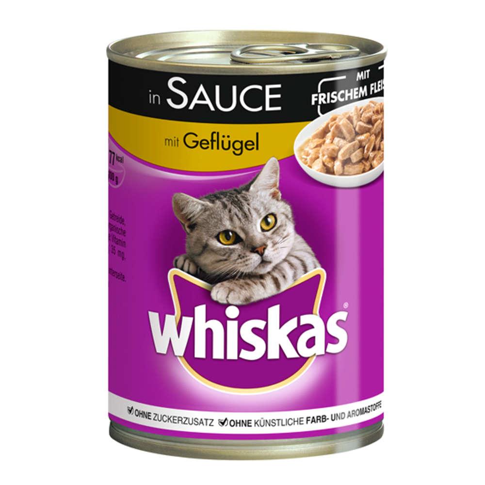 Katzen-Nassfutter