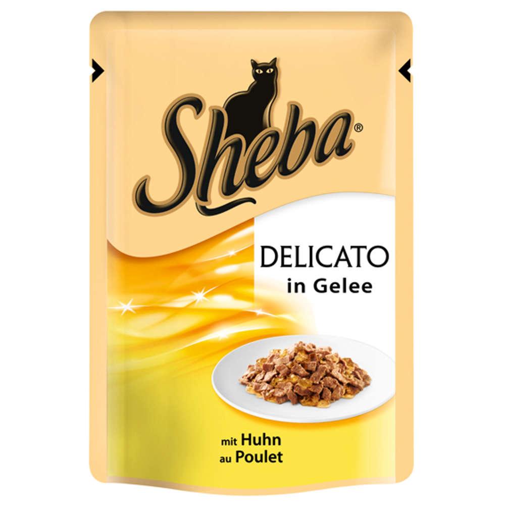 Grafik für SHEBA Delicato in Gelee 85 g verschiedene Sorten in raiffeisenmarkt.de