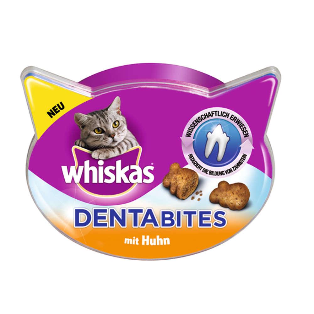 Grafik für WHISKAS Dentabites mit Huhn in raiffeisenmarkt.de