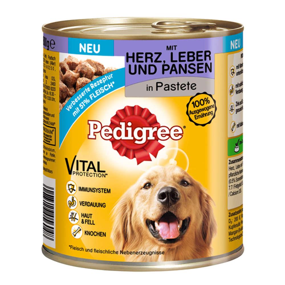 Hunde-Nassfutter