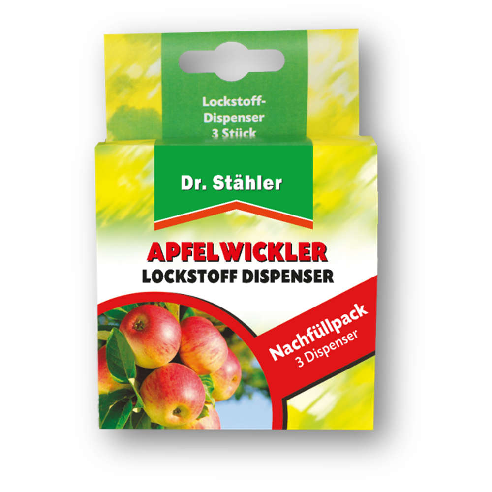 Apfelwickler Lockstoff Dispenser