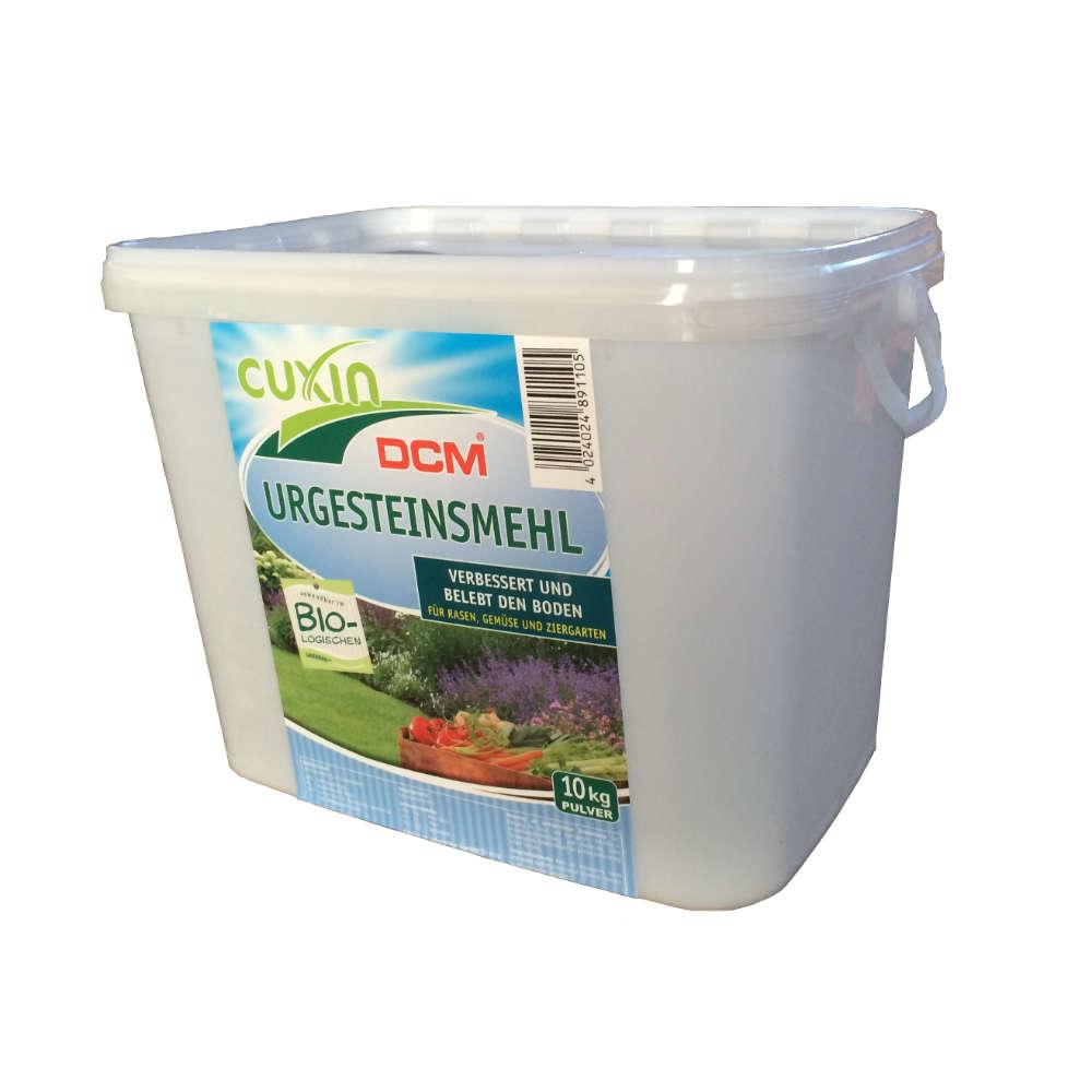CUXIN DCM URGESTEINSMEHL - Bodenverbesserer