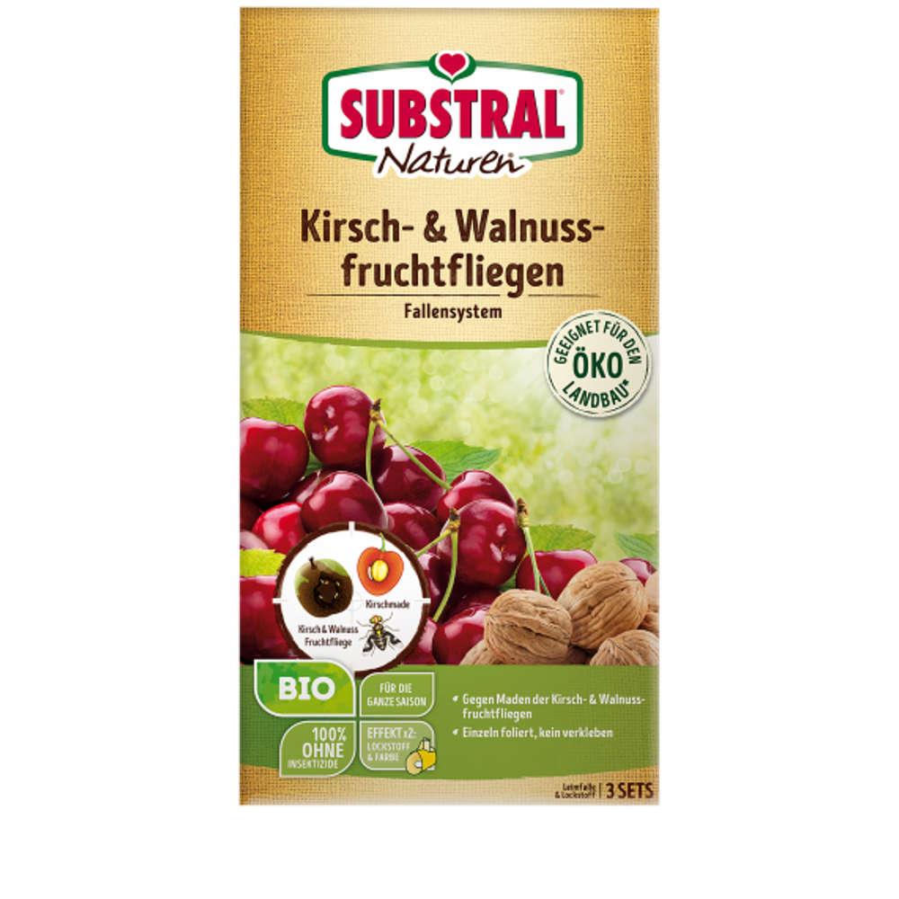 Substral Naturen Kirschfruchtfliegen-Falle - Insektenvernichtungsmittel