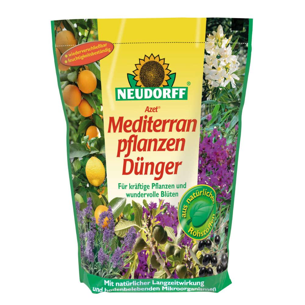 Neudorff Azet Mediterran Pflanzen DUENGER - SpezialDUENGER