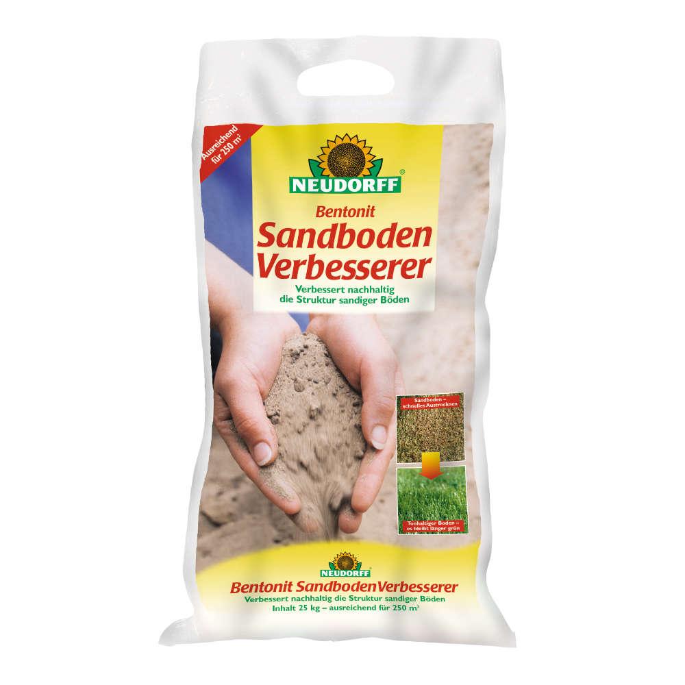 Neudorff Bentonit Sandbodenverbesserer - Bodenverbesserer