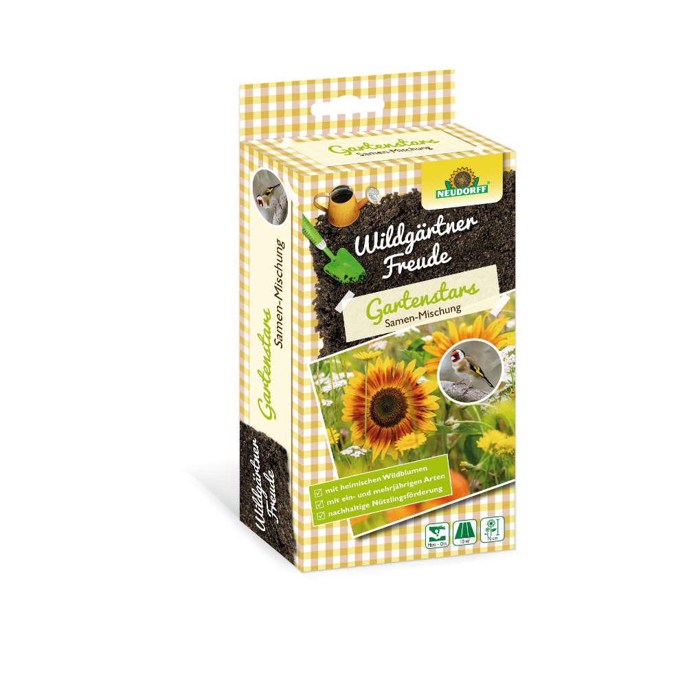 Neudorff Wildgaertner Freude Gartenstars - Saemereien