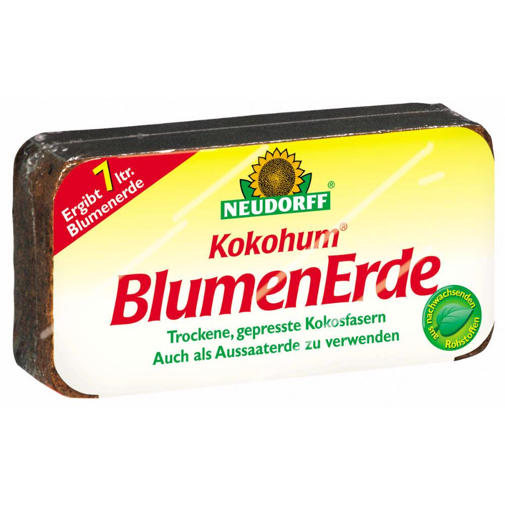 Neudorff Kokohum Blumenerde - Pflanzerde