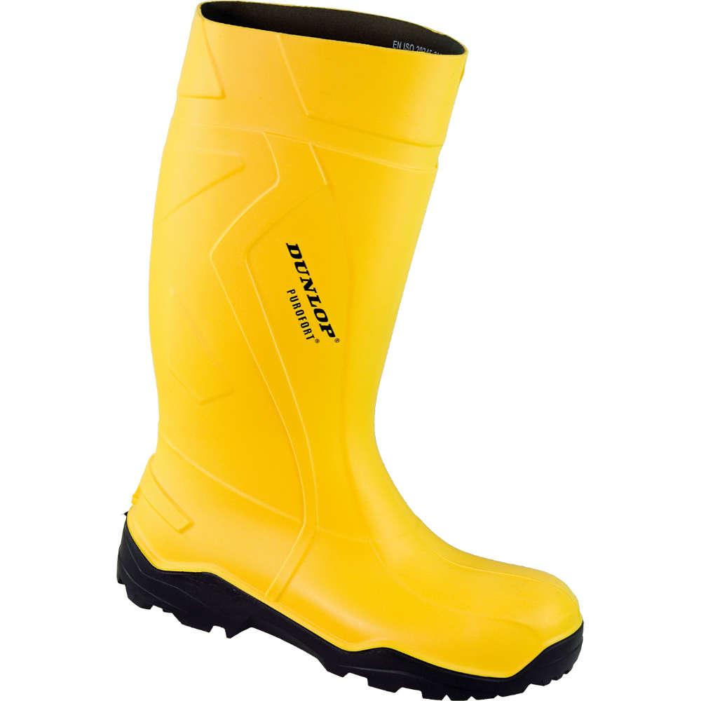 DUNLOP Purofort+ S5 gelb - Sicherheitsstiefel