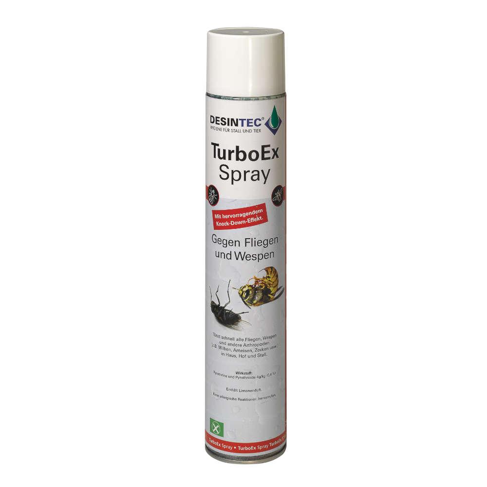 DESINTEC® TurboEx Spray - Insekten- und Nagerbekämpfung