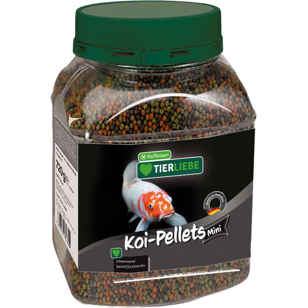 TIERLIEBE Koi-Pellets-Mini 2l