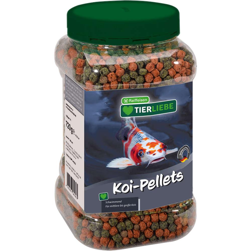 TIERLIEBE Koi-Pellets