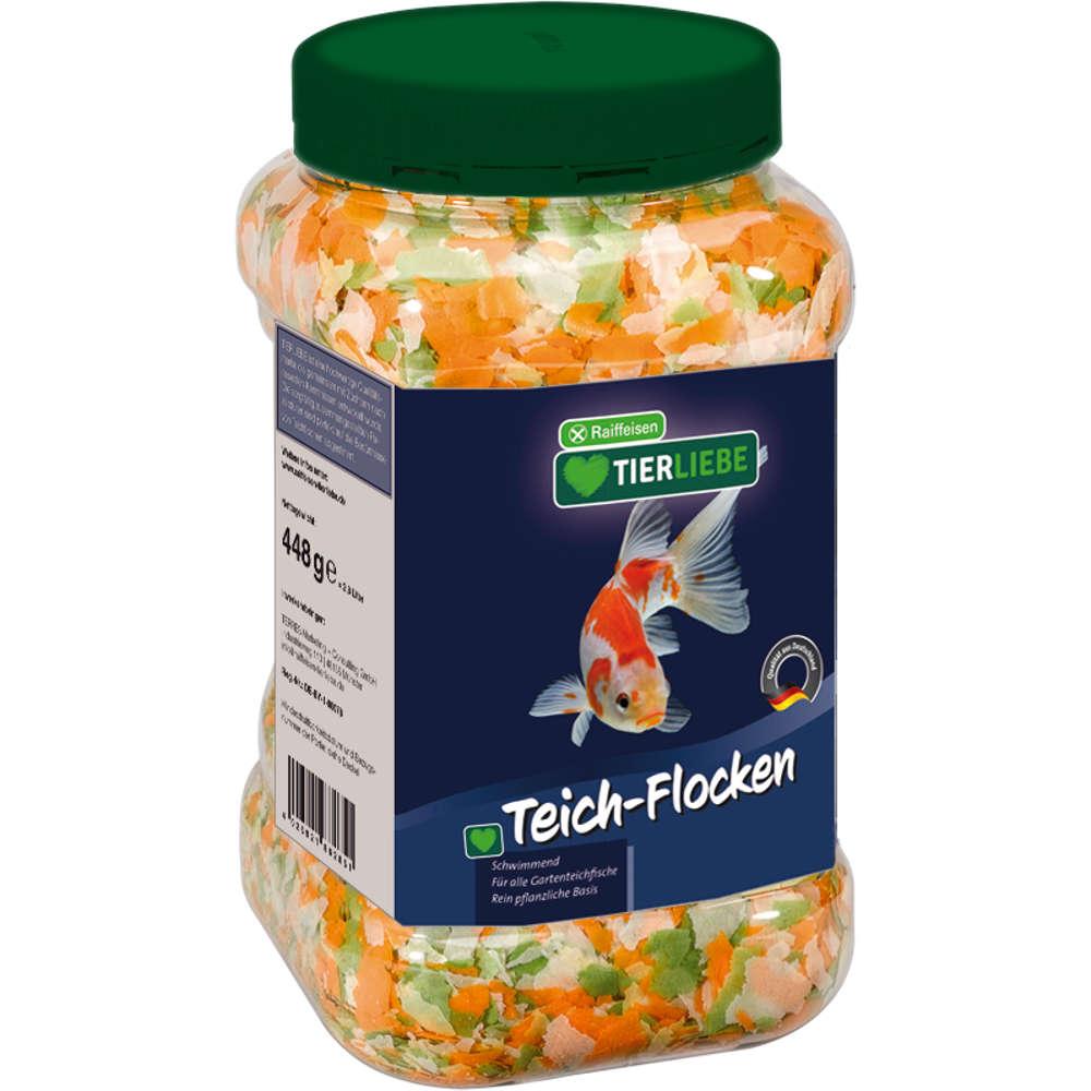 TIERLIEBE Teich-Flocken 2,8l