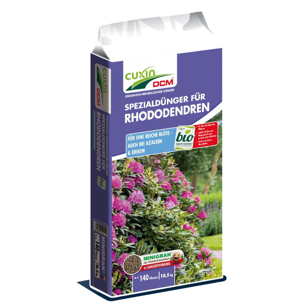 CUXIN DCM Spezialdünger Rhododendren 10,5 kg