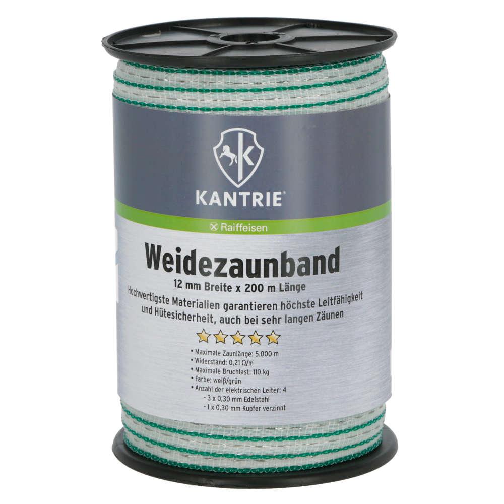 KANTRIE Weidezaunband Für lange Zaunanlagen