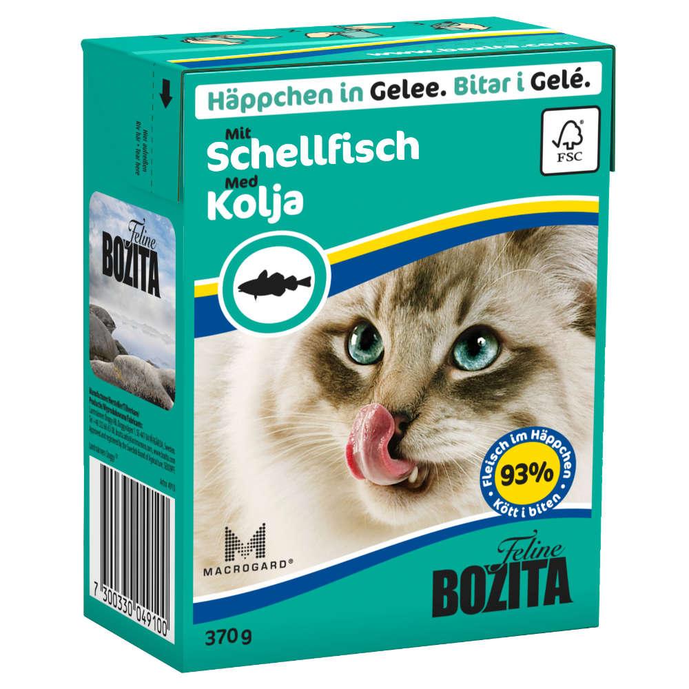 Bozita Haeppchen in Gelee - Katzen-Nassfutter