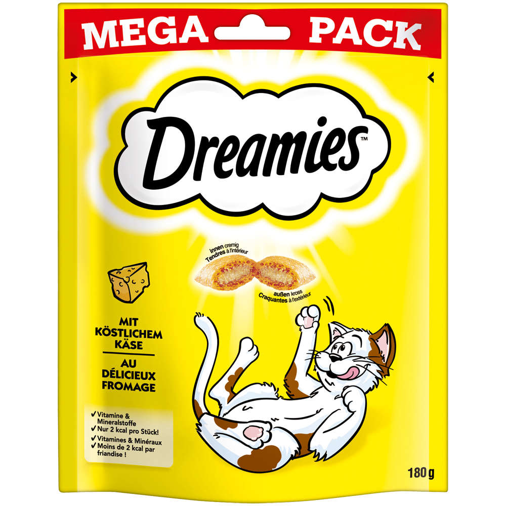DREAMIES mit Käse 4 x180G