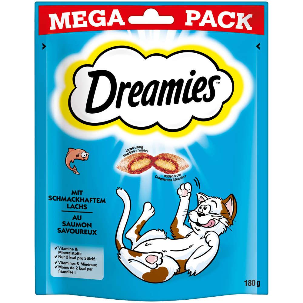 DREAMIES mit Lachs 4 x 180G