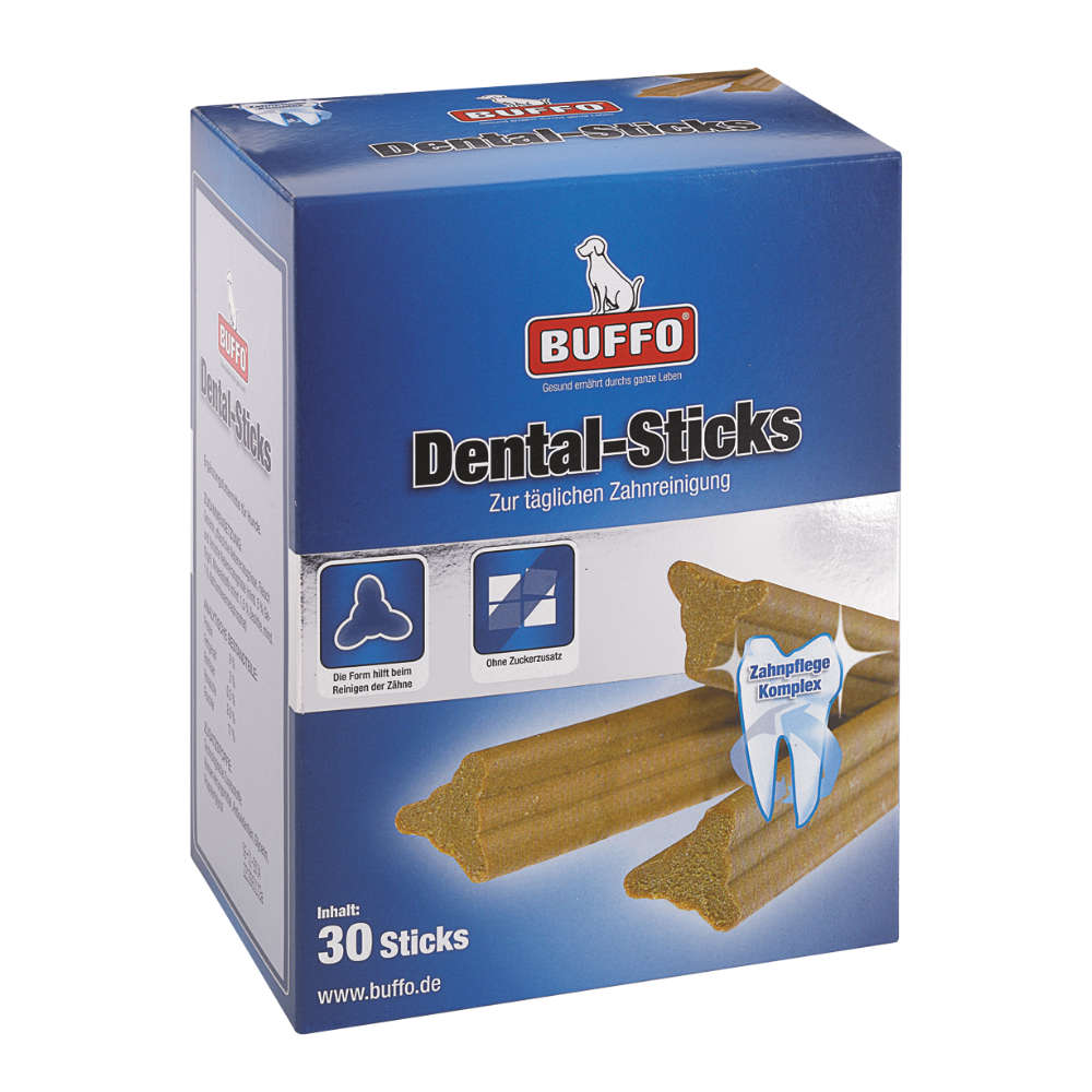 BUFFO Dental-Sticks - Kauartikel