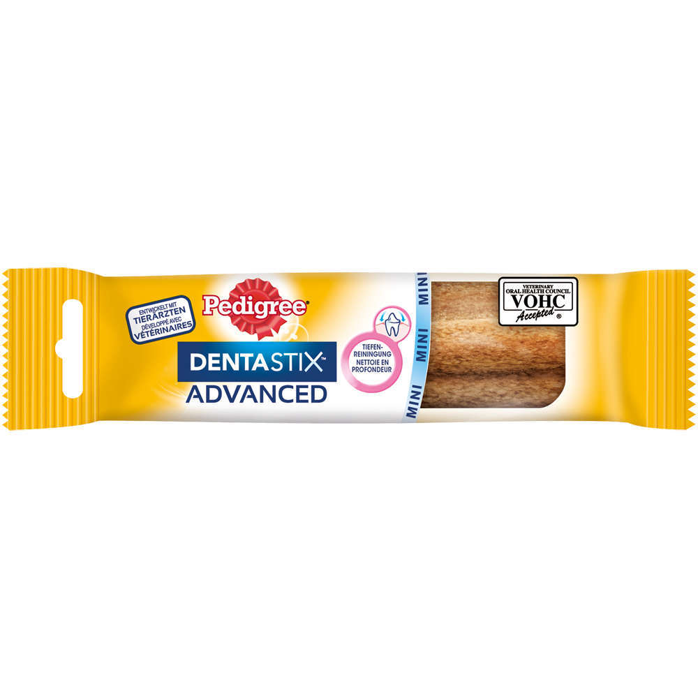 PEDIGREE Dentastix Advanced Mini 1 Stück