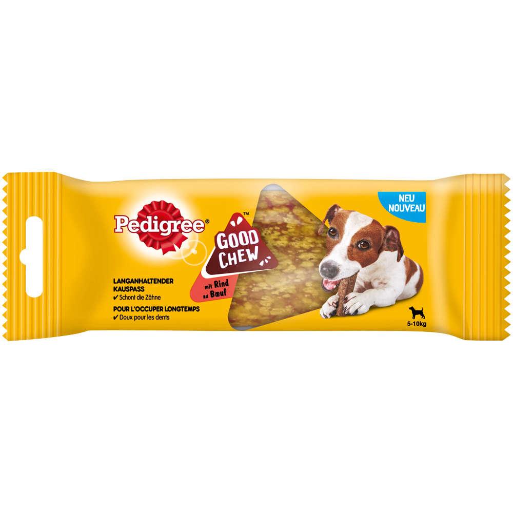 Pedigree Hundeleckerlis Good Chew für kleine Hunde