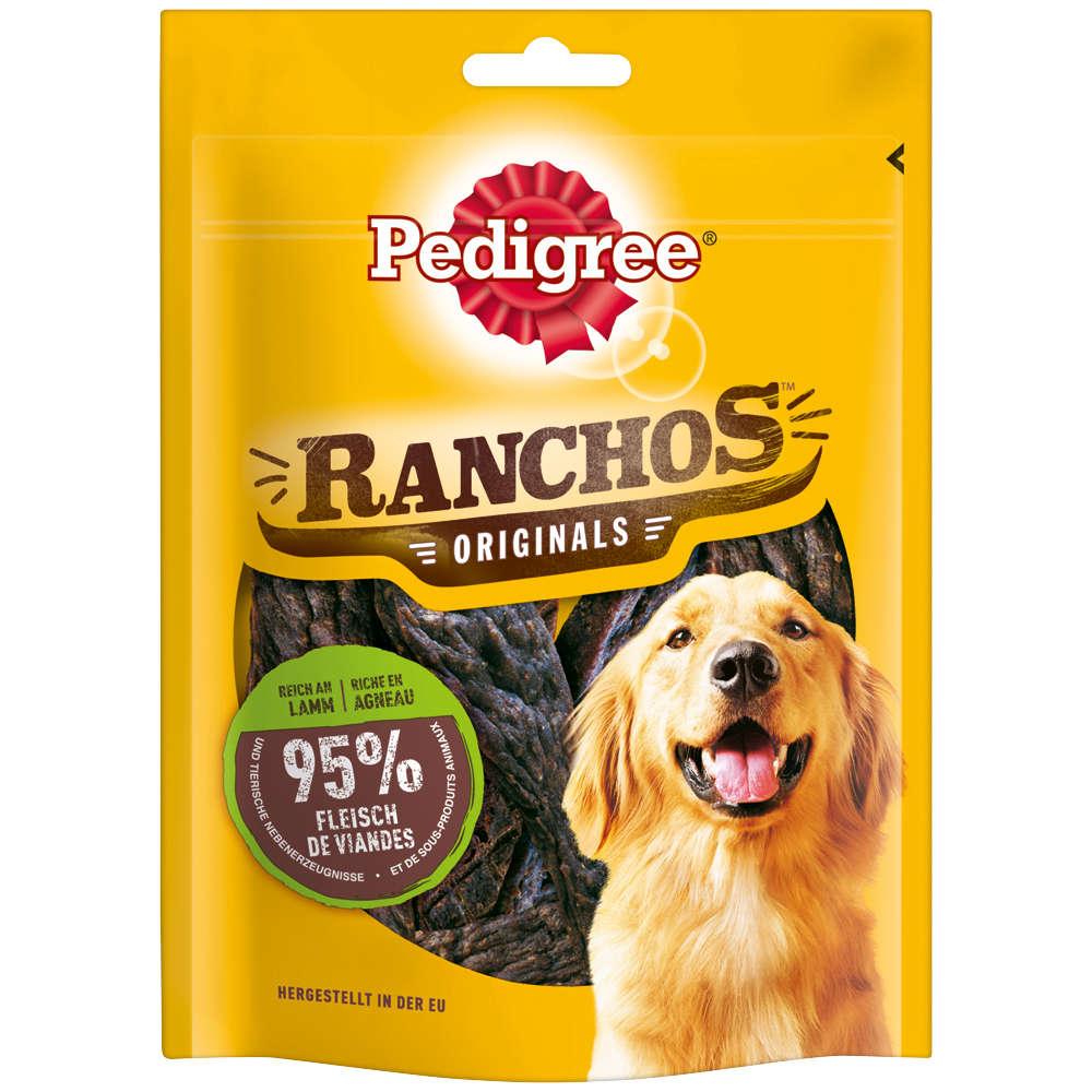 PEDIGREE Ranchos mit Lamm