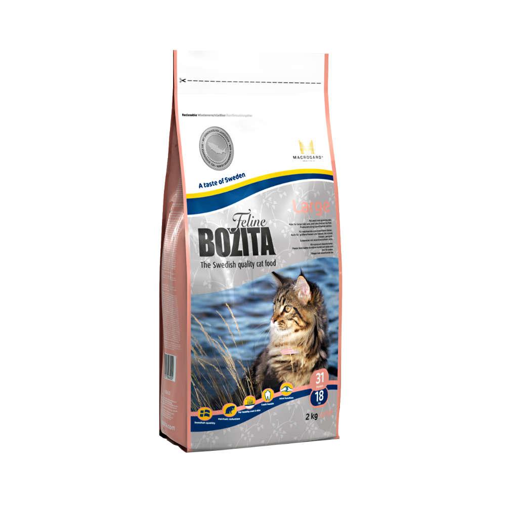 Bozita Feline Large - Katzen-Trockenfutter