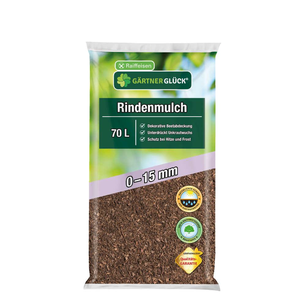 GÄRTNERGLÜCK Rindenmulch 0-15 mm