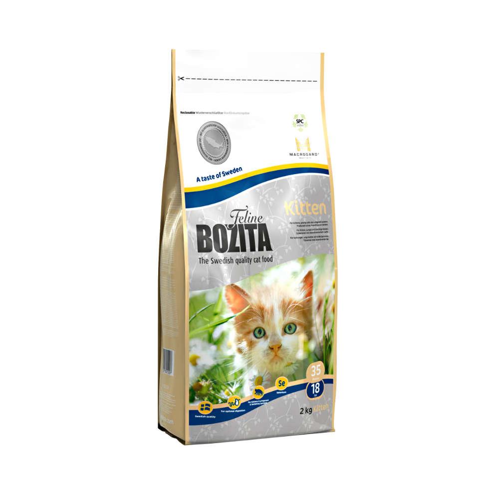 Bozita Feline Kitten - Katzen-Trockenfutter
