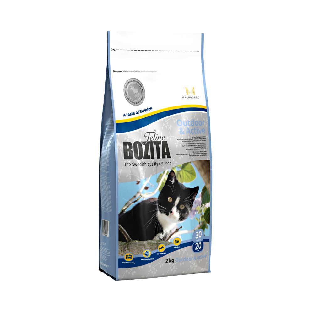 Bozita Feline Outdoor & Active - Katzen-Trockenfutter